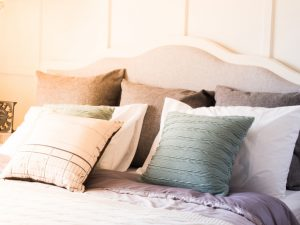 Learn how a new pillow can improve your sleep quality.