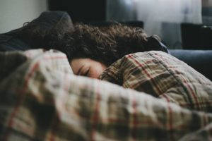 what is the ideal sleeping temperature